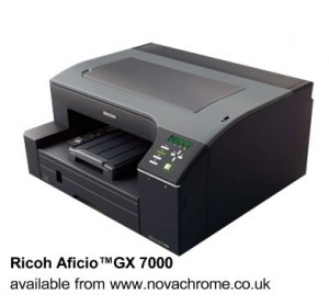 Ricoh GX7000 Printer