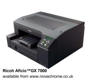 Ricoh GX7000 Printer