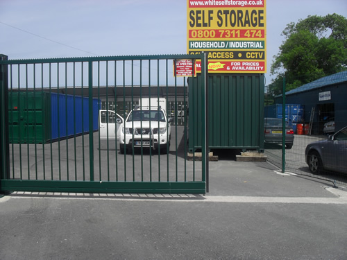 Storage solutions in the Middlewich area
