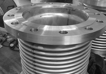 Pipe expansion joints are an important feature of many applications