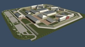 The UK's Largest Prison is Well Underway